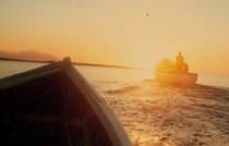 Hombres de Mar. Guayacancito. Isla de Margarita.